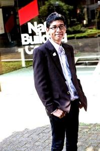 M. Imam Usman adalah keynote speaker di acara FLS 2011(he is my inspirator)